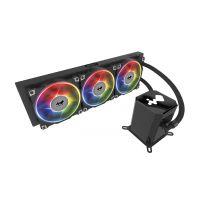 INWIN SR36PRO 360mm CPU LIQUID COOLER  - ARGB, AJF120*3 Fans, 5yrs Warranty.