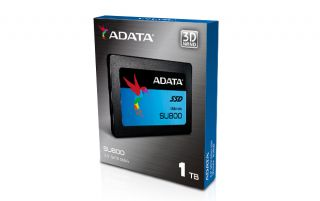 1TB ADATA SU800 3D SATA 2.5Inch ASU800SS-1TT-C