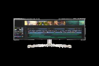 LG 49Inch 49WL95C-WE Curved Ultrawide,HDR10,5120*1440,SPK, 2*HDMI,DP,USB-C.Height Adjust