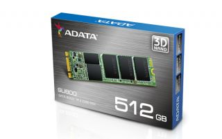 512GB ADATA SU800 3D SATA M.2 80mm ASU800NS38-512GT-C