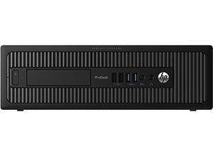 HP 600G2 SFF i5-6500-4GB-500GB-W7P(W10P) T6T91PA.
