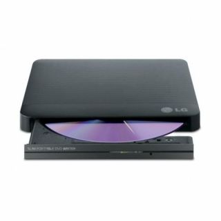 LG GP50NB40 EXTERNAL USB SLIM DVDRW 12.7mm.