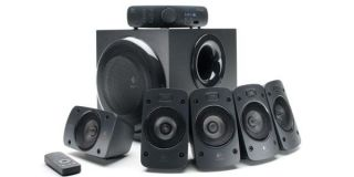 LOGITECH Z906 5.1 THX SPEAKERS + I/O BOX - 980-000470