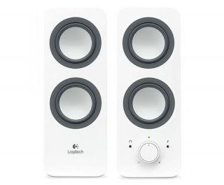 LOGITECH Z200 2.0 SPEAKERS WHITE - 980-000851