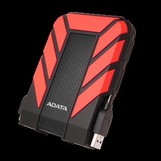 2TB ADATA HD710P EXTERNAL HDD RUGGED RED- AHD710P-2TU31-CRD