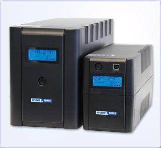 UPSONIC 1000VA LINE INTERACTIVE UPS  -  DSV-1000