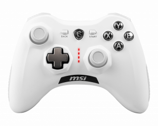 MSI FORCE GC30 V2 WHITE WIRELESS GAME CONTROLLER