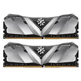 16GB ADATA (2*8GB) XPG D30 GAMMIX DDR4 3600MHz BLACK - AX4U36008G18A-DB30