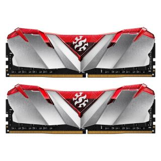 16GB ADATA (2*8GB) XPG D30 GAMMIX DDR4 3200MHz RED - AX4U32008G16A-DR30