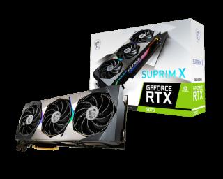 MSI GeForce RTX 3070 SUPRIM X 8G LHR