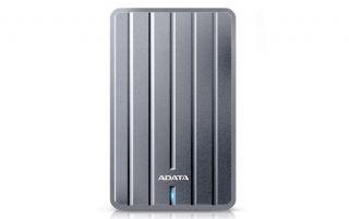 2TB ADATA AHC660 EXTERNAL Ultra Slim Metal HDD USB3.1 BLACK - AHC660-2TU31-CGY