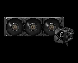 MSI MAG CORE LIQUID P360 - PWM, 3*Fans, 120*120*25mm.