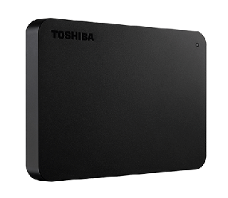 TOSHIBA CANVIO BASIC A3 USB 3.0 2TB 2.5Inch External 3YR HDTB420AK3AA