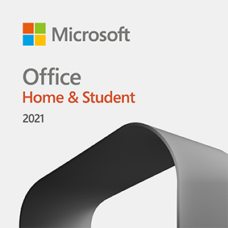 OFFICE HOME & STUDENT 2021 RETAIL/MEDIALESS -  79G-05386