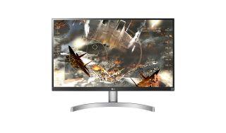 27Inch LG 27UL600-W  4K UHD 3840*2160, IPS,  2*HDMI, DP, TILT, 3Yrs Warranty