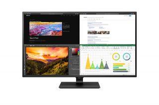 43Inch LG 43UN700-B 4K IPS 3840x2160, Speaker,4*HDMI,DP,TILT,USB-C.