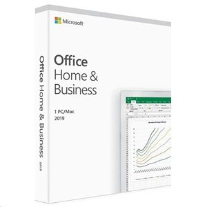 OFFICE 2019 HOME & BUSINESS T5D-03301 MEDIALESS.