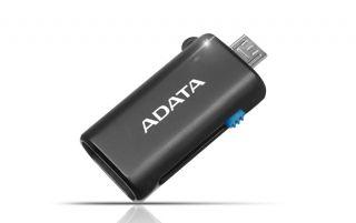 ADATA USB OTG MICRO CARD READER - AOTGMRBK