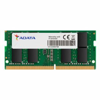 ADATA 8GB DDR4-3200 SODIMM MEMORY AD4S32008G22-RGN