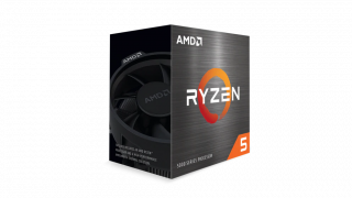 AMD RYZEN 5 5600X AM4 35MB CACHE 65W 4.6GHz - 100-100000065BOX
