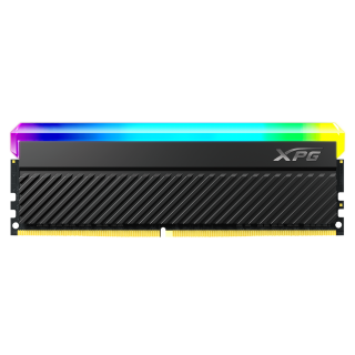 32GB ADATA (2*16GB) XPG RGB D45G GAMMIX DDR4 3600MHz BLACK - AX4U360016G18I-DCBKD45G