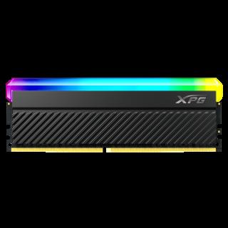 16GB ADATA (2*8GB) XPG RGB D45G  GAMMIX DDR4 3600MHz BLACK - AX4U36008G18I-DCBKD45G
