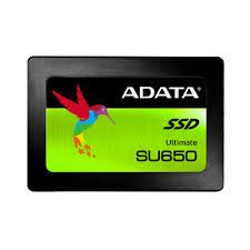960GB ADATA SU650 3D SATA 2.5Inch ASU650SS-960GT-R.