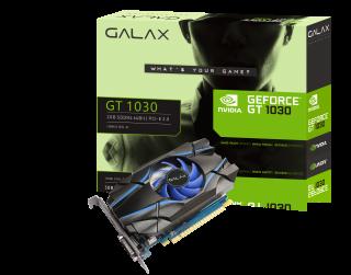 Galax GT 1030 DDR5 - 2GB/Fan/HDMI/DVI - 30NPH4HVQ4ST