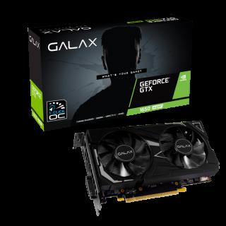 Galax GTX 1650 SUPER EX 1-Click OC  - 4GB/1740Mhz/Dual Fan/DP/HDMI/DVI - 65SQL8DS61EX