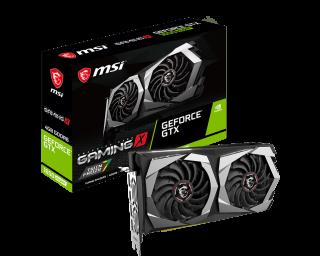 MSI GeForce GTX 1650 SUPER GAMING X.