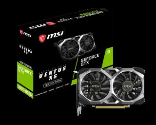MSI GeForce GTX 1650 SUPER VENTUS XS OC.