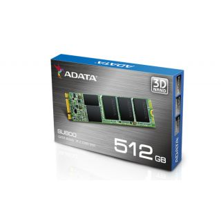 512GB ADATA SU800 3D SATA M.2 80mm ASU800NS38-512GT-C
