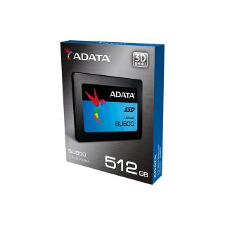 512GB ADATA SU800 3D SATA 2.5Inch ASU800SS-512GT-C