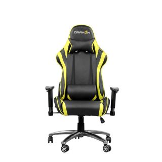 GAMING CHAIR - DRAKON DK-706 YELLOW/BLACK