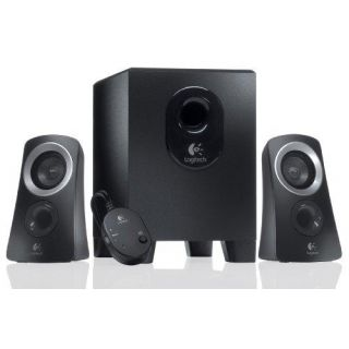 LOGITECH Z313 2.1 SPEAKERS 980-000414.