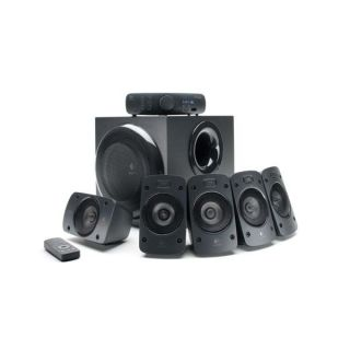 LOGITECH Z906 5.1 THX SPEAKERS + I/O BOX - 980-000470