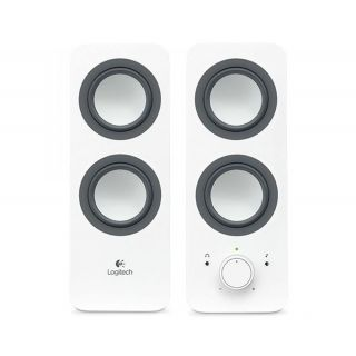 LOGITECH Z200 2.0 SPEAKERS WHITE - 980-000851