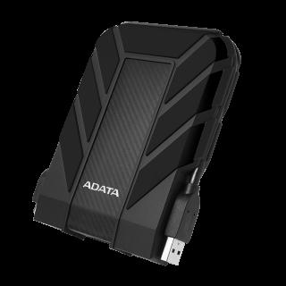 2TB ADATA HD710P EXTERNAL HDD RUGGED BLACK - AHD710P-2TU31-CBK