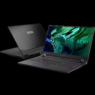 "AERO 17 HDR XD-73AU524SP- i7-11800H/8GB*2/1TBSSD/RTX3070Q 8GB/17.3"" UHD/Win10 Pro/BLK/2yrs."
