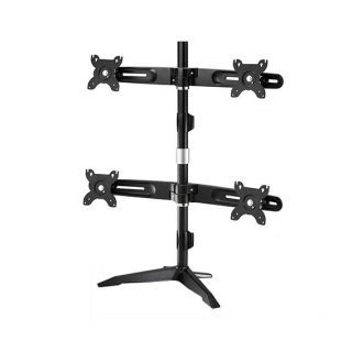 AV-DS400  AAVARA QUAD MONITOR STAND (UP TO 24Inch).