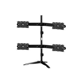 AV-DS410  AAVARA QUAD MONITOR STAND (UP TO 32Inch).