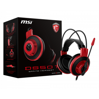MSI DS501 GAMING HEADSET - S37-2100920-SV1