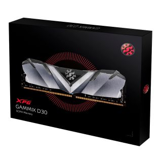 32GB ADATA (2*16GB) XPG D30 GAMMIX DDR4 3200MHz BLACK - AX4U320016G16A-DB30