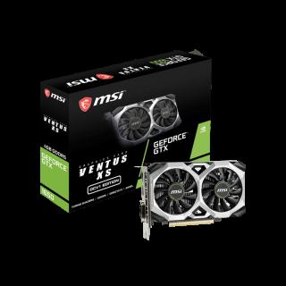 MSI GeForce GTX 1650 D6 VENTUS XS 4G OCV1.