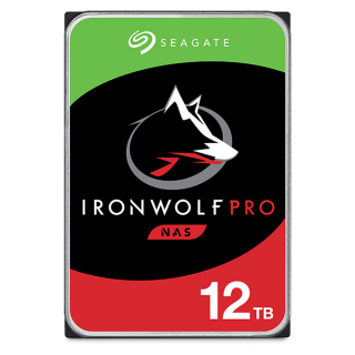 12TB SEAGATE NAS IRONWOLF PRO 256MB - ST12000NE0008
