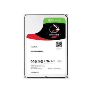 4TB SEAGATE NAS IRONWOLF 64MB - ST4000VN008.