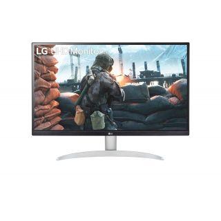 27Inch LG 27UP600-W  4K UHD 3840*2160, IPS, Speakers,  2*HDMI, DP, TILT, 3Yrs Warranty