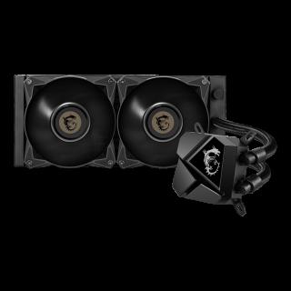 MSI MAG CORE LIQUID P240 -  PWM, 2*Fans, 120*120*25mm.