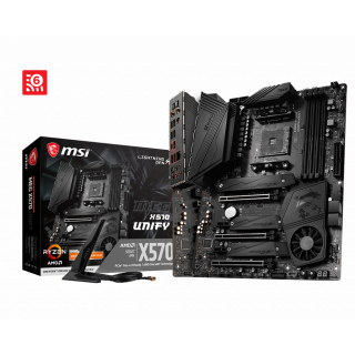 MSI MEG X570 UNIFY MOTHERBOARD