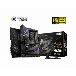 MSI MEG Z490 ACE MOTHERBOARD